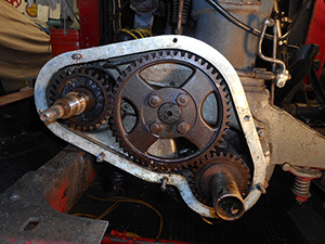 reo timing gears