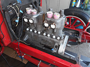 reo engine right side